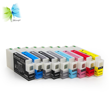 350ml 9colors/lot Compatible Ink Cartridge, For Epson 7890 9890 7908 9908 Printer