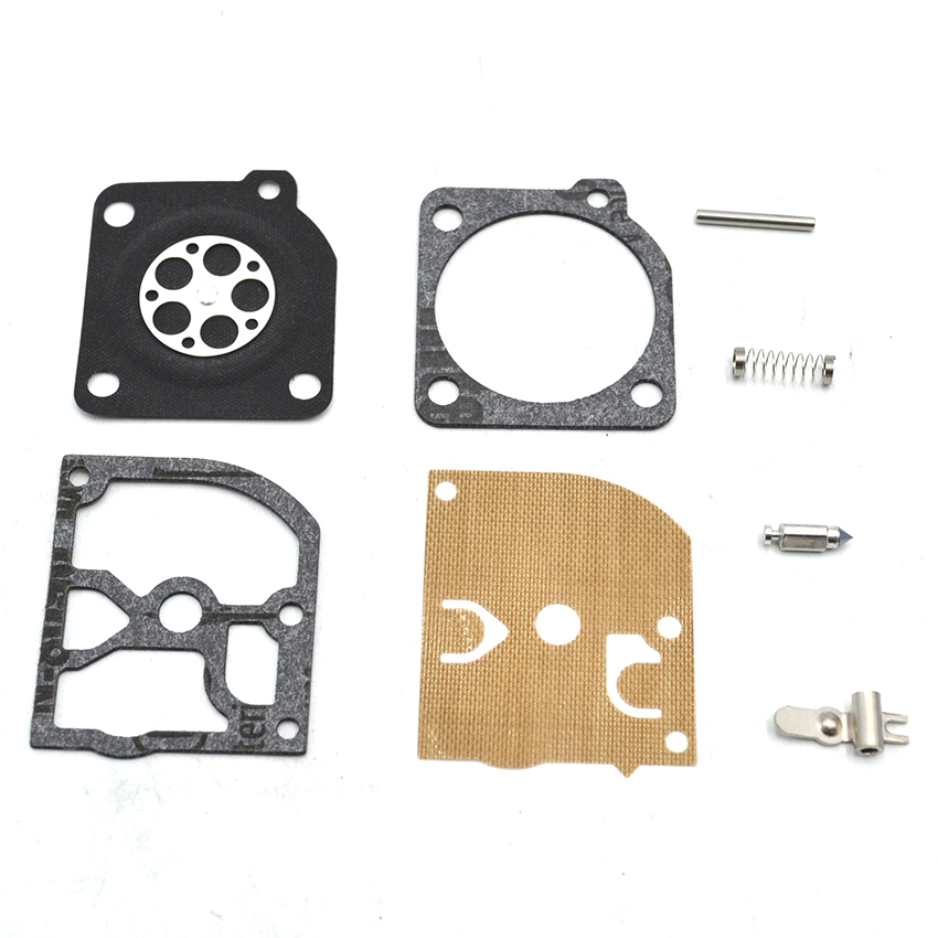 1SET RB-105 Carburetor Repair Kit FOR ZAMA C1Q-S CARBS STIHL MS210 MS230 MS250 Chainsaw Parts
