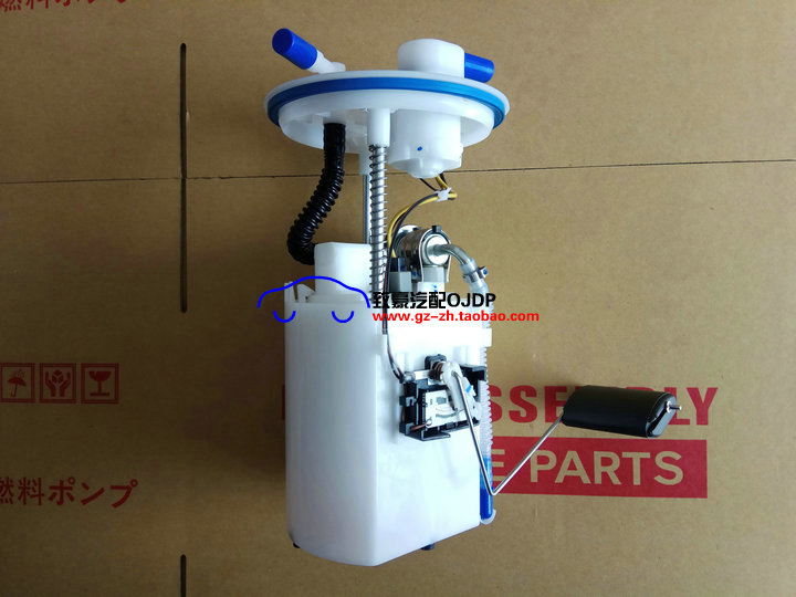 fuel pump assembly for Hyundai Elantra kia Forte 31110-0Q000 / DSF-XD001 / 4 plug / with oil pressure #01051019-22 free shipping high quality 31110 2w700 f300 for the new santa fe 2 0 4g63 fuel pump assembly