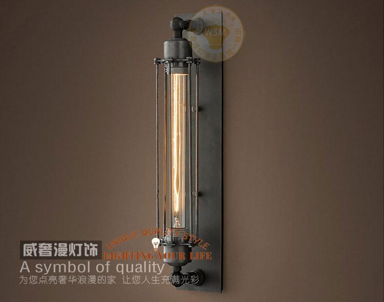 Lampade Da Soffitto Vintage : Rustico vintage loft lampada da parete lampade a sospensione epoca