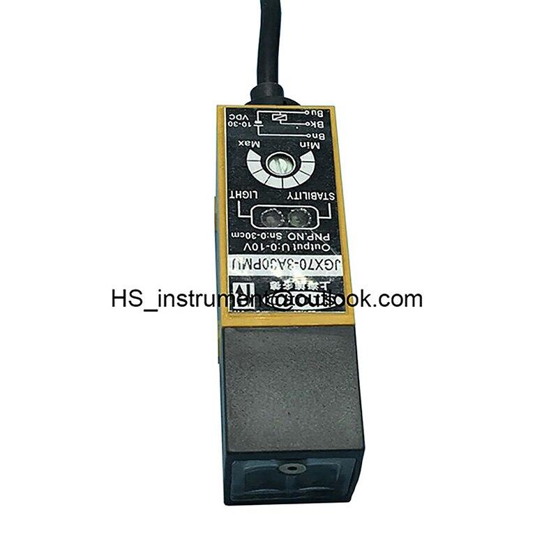 Laser distance measuring sensor JGX70-3A 30PMU analogous output voltage mode current mode New&Original laser distance measuring sensor jgx70 3a 30pmu analogous output voltage mode current mode new