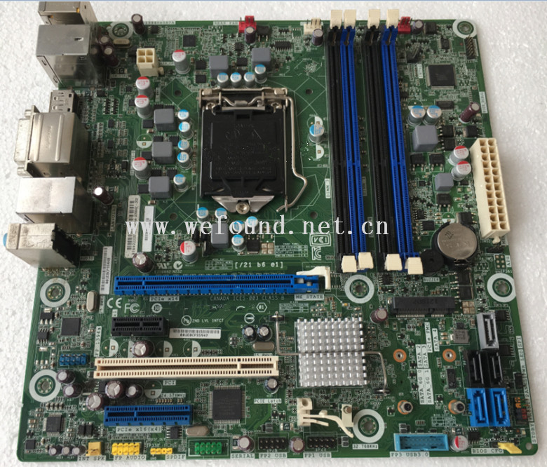 100% Working Desktop Motherboard For DQ77MK 1155 DDR3 System Board Fully Tested