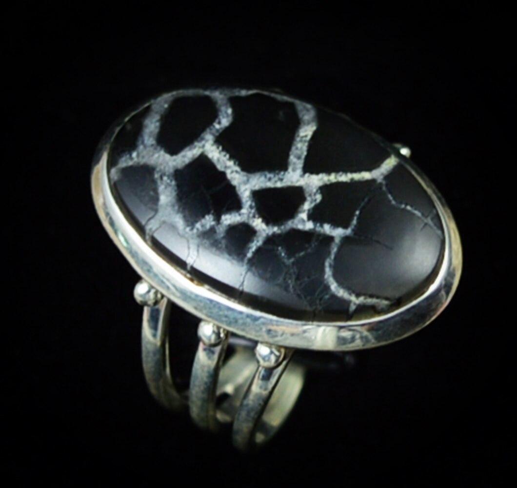 Lovegem Genuine  Jasper Ring 925 Sterling Silver,Size :8.5 ,  AR2870Lovegem Genuine  Jasper Ring 925 Sterling Silver,Size :8.5 ,  AR2870