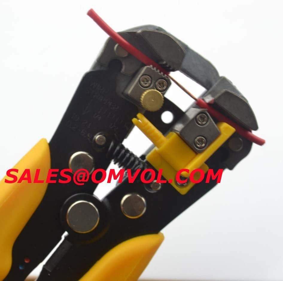 Handwerkzeuge Werkzeuge Hohe Multi-funktionale Kabel Draht Stripper Kabel Cutter Crimpen Werkzeuge Von Der Konsumierenden öFfentlichkeit Hoch Gelobt Und GeschäTzt Zu Werden
