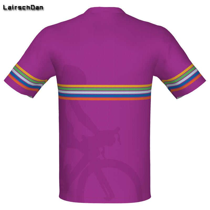 SPTGRVO LairschDan moto 2019 для женщин/для мужчин розовый racing Велосипедный спорт крест Даунхилл велосипедная Джерси gp mx off road mtb цикл рубашка
