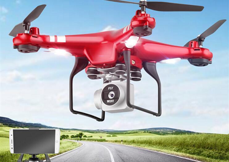Nouveau DM006 Six axes Fixe de Quatre axes Avion RC Drone 6 Axes Télécommande Hélicoptère quadrirotor Avec 2MP Caméra HD Ou X5 R