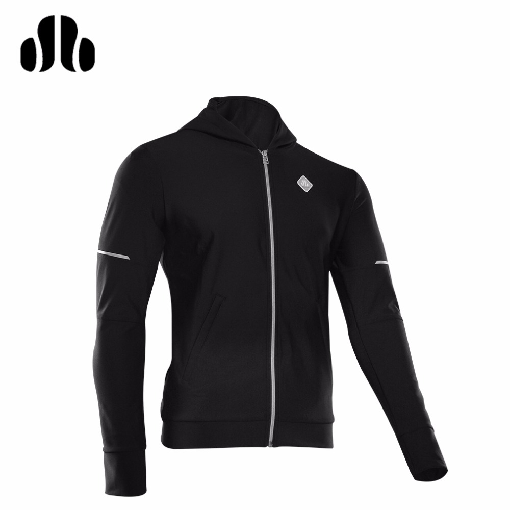цена на SOBIKE Winter Running Jacket Autumn Thermal Fleece Outdoor Sports Long Sleeve Jersey Warm Neutral Cycling Hiking Jerseys Cloth