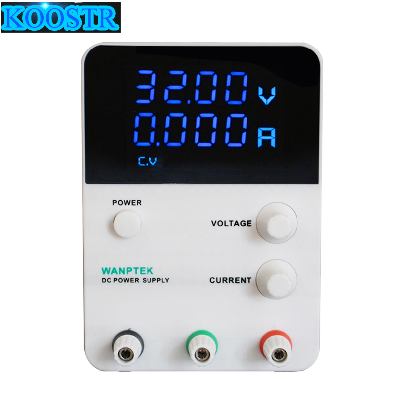 New Design GPS605D 60V 5A DC Power Supply Adjustable Digital Lithium Battery Charging DC Power Supply