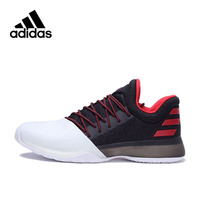 Adidas Новое поступление Аутентичные harden Vol.1 Для мужчин дышащие Баскетбольные кеды спортивные Спортивная обувь bw0546