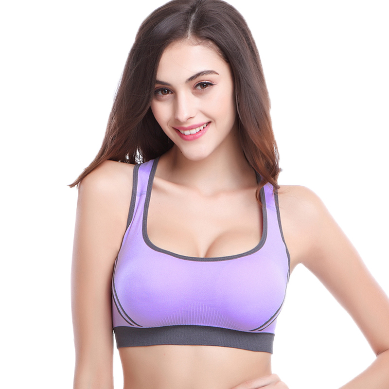 Aliexpress.com : Buy Summer Women Sports Bra For Running Gym ...