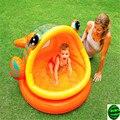 Big fish inflatable swimming pool Baby tub ocean ball pool ball pool LMY918
