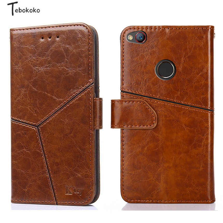 Leather Case for ZTE Nubia Z11 Mini Cover Phone Bag Shockproof Silicone Stand Wallet Flip Case for ZTE Nubia Z11 Mini S Coque