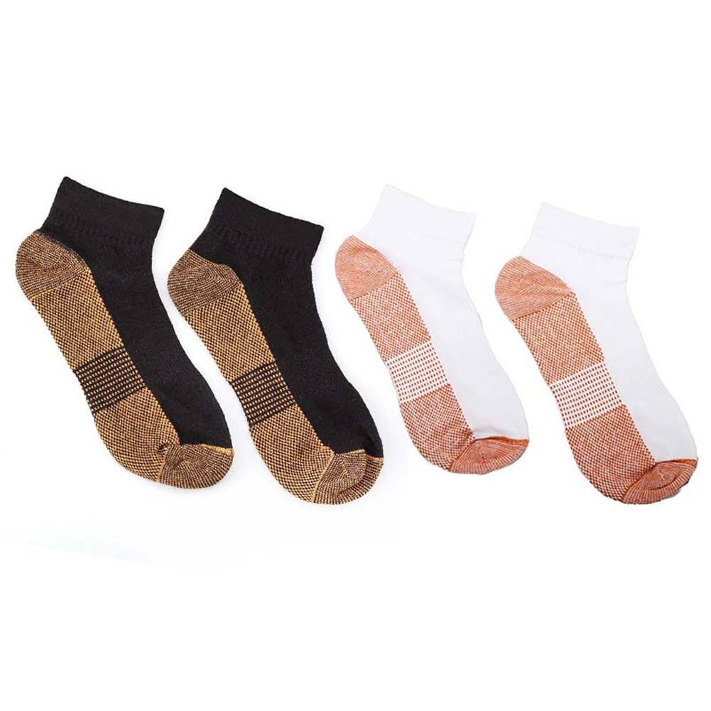 2018 New Copper Fiber Pure Cotton Magic Runing Hiking Sports Socks Hot Selling Anklet