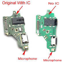 New Micro Dock Connector PCB Board For Huawei P20 Lite USB Charging Port Flex Cable Board Replacement Parts