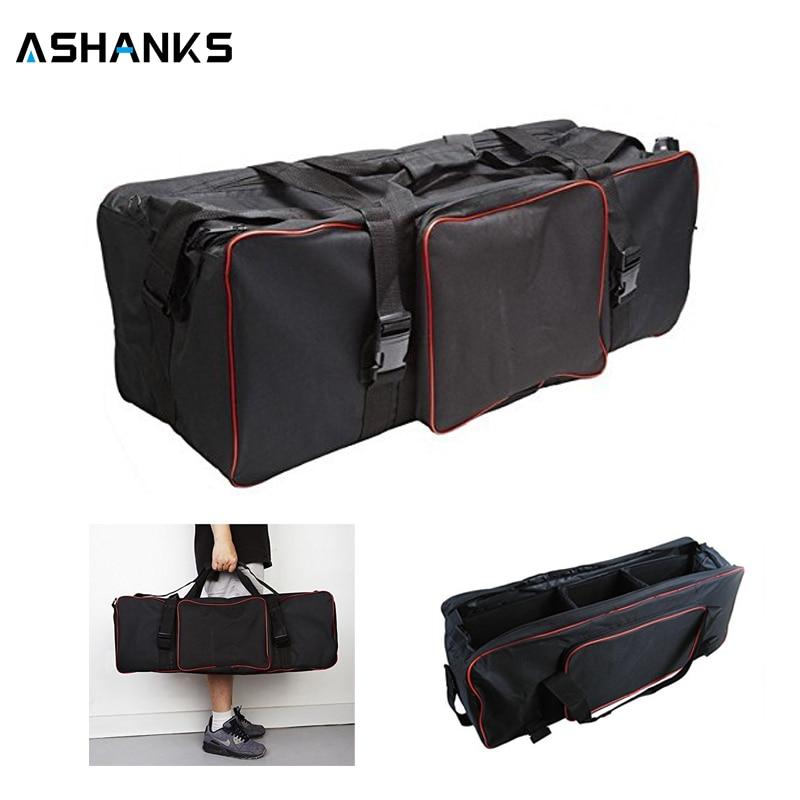 Light Stand Tripod Umbrella Equipment Shockproof Bag Carry Case for Godox Strobe Flash Light Carry bag Photo Studio Accessories
