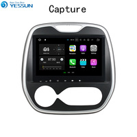 YESSUN For Renault Capture 2006 2016 Android Car Navigation GPS HD Touch Screen Audio Video Radio