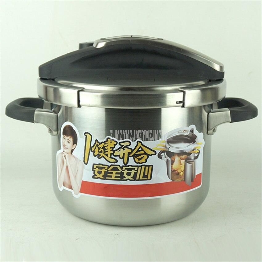 Autocuiseur intérieur en acier inoxydable cuiseur à riz pour cuisinière à Induction et cuisinière à gaz