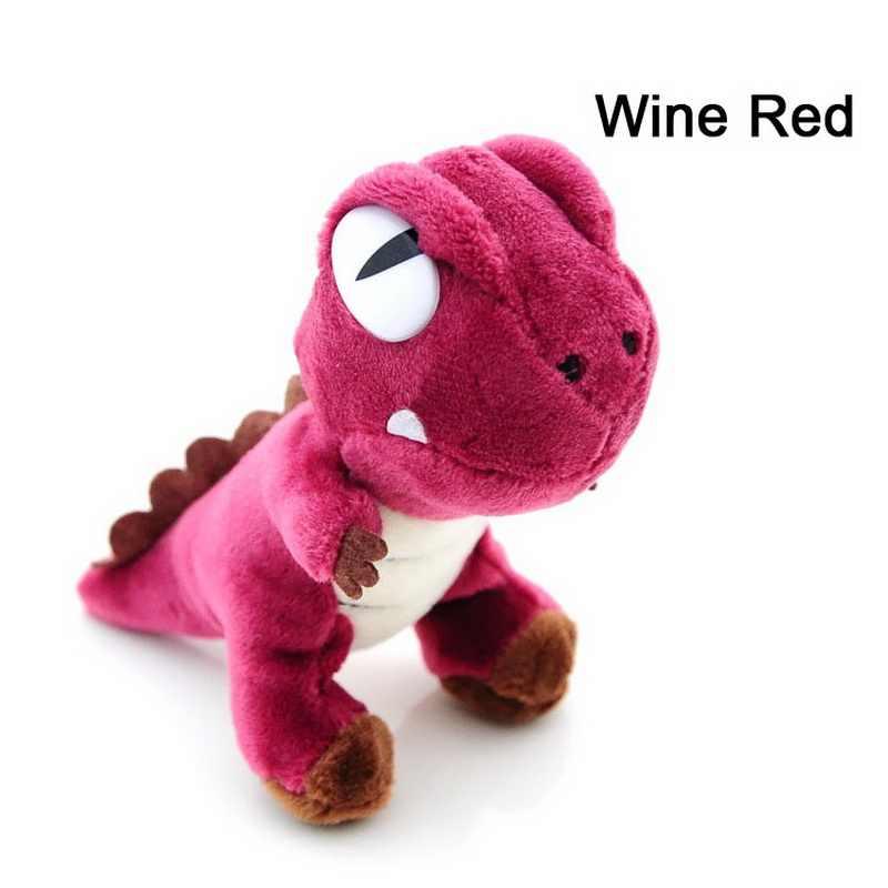 11New מגיע דינוזאור בפלאש צעצועי תחביבים kawaii טירנוזאורוס רקס בפלאש בובות צעצועים ממולאים לילדים בנים, תינוק צעצועים קלאסיים