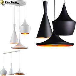 Nodic дизайн кулон легкое лобби Обеденная Кухня украшения дома освещения Античное Золото Подвеска лампы E27 свет светодиодный