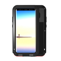 For Samsung Galaxy Note 8 Case Love Mei Powerful Shockproof Aluminum Case Cover For Samsung Galaxy