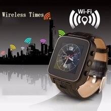Wifi GPS 3G Bluetooth Smart Watch Phone Unterstützung Sim-karte Mit Kamera Compass Schwerkraft-sensor Relogio Inteligente Reloj Smartwatch