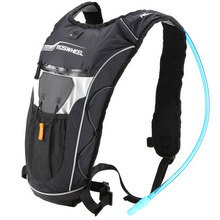 ROSWHEEL Bike Bicycle Backpack Multifunction Bike Cycling 4L Backpack Outdoor Sports Water Bag W/Hydration free shipping