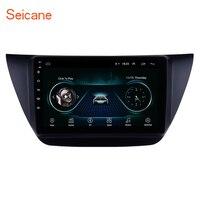 Seicane Android 8.1 9 2Din Head Unit WiFi Car Radio Stereo GPS Tochscreen Multimedia Player For MITSUBISHI LANCER IX 2006 2010