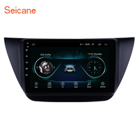 Seicane Android 8.1 9 2Din Head Unit WiFi Car Radio Stereo GPS Tochscreen Multimedia Player For MITSUBISHI LANCER IX 2006 2010