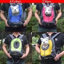 Backpack  Portable Dog Travel Bag