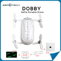 Dobby Drone ZEROTECH Dobby Portable Pocket Selfie Drone Smart FPV Quadcopter With HD Camera rc helicopter