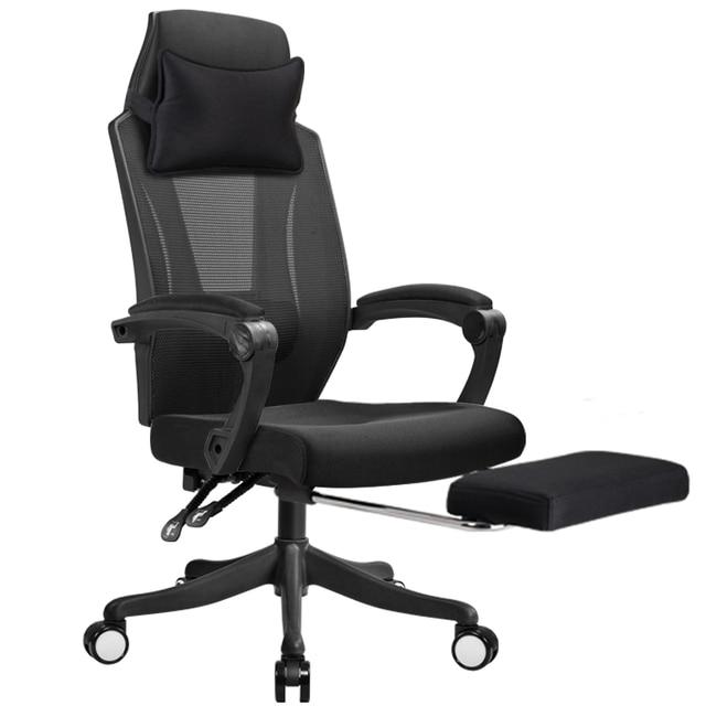 Aliexpress.com : Buy Leisure Mesh Cloth Computer Chair ...