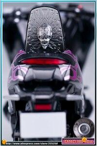 """Image 4 - Japão """"mascarado kamen rider drive"""" original bandai tamashii nações shf/s. h. figuarts pvc figura de ação bicicleta passeio chaser"""