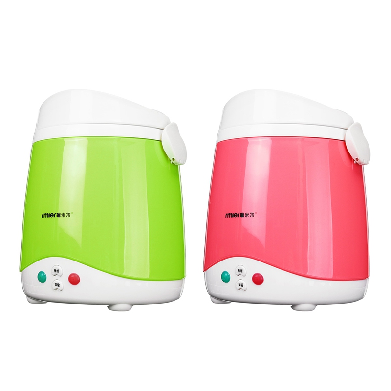 1.5L Mini Car Rice Cooker 12V 120W Multifunctional Cook Rice Porn&Soup Food Warmer Stain Steel Liner Traveling Meal Heater mini multi cookers 1l food grade stainless steel electric hot pot cooker rice boil steamed soup pots perfect for dorm gl zon166