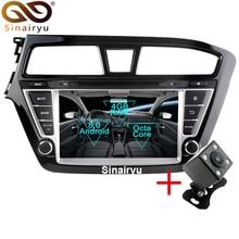 Sinairyu Android 8.0 Octa Core 8″ Car DVD Player for Hyundai I20 2013 2014 2015 GPS Navi Multimedia Radio Stereo Head Unit WIFI