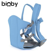 Baby Carrier Backpack Newborn Infant Breathable Ergonomic Adjustable Wrapping Sling Front Back Activity Gear Suspenders