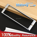 H011 Bath room shower screen glass door handle zinc alloy Chrome finished C-C 200mm