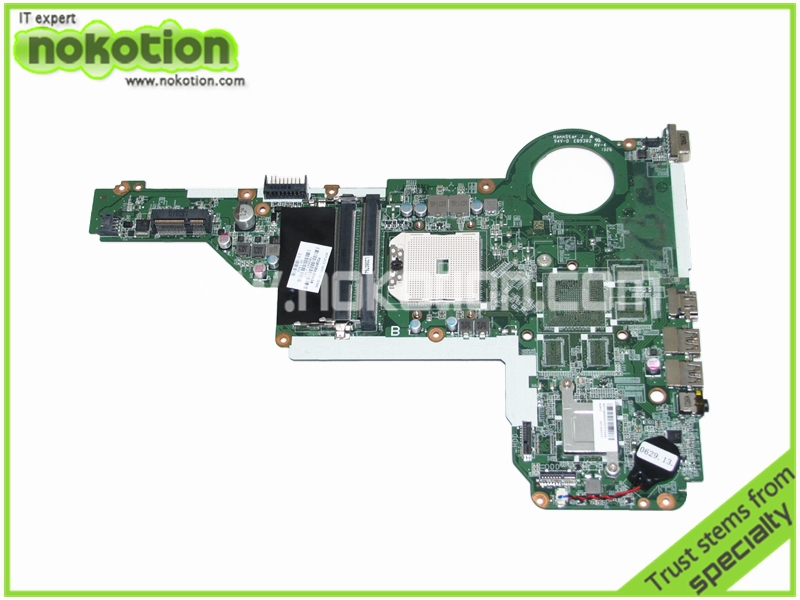 DA0R75MB6C0 720691-501 Laptop Motherboard for HP Pavilion 15 E 15-e010us 15.6 Mainboard full tested