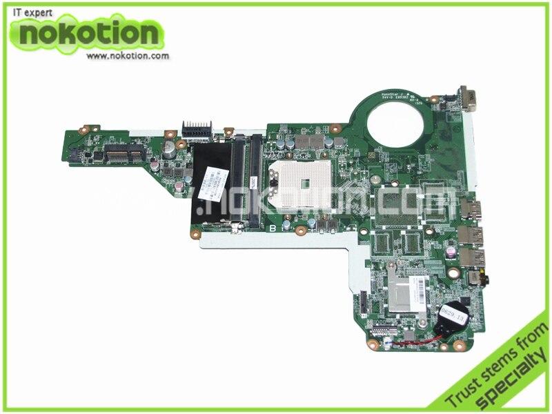 NOKOTION DA0R75MB6C0 720691-501 ноутбук Материнская плата для HP павильон 15-е 15-15.6 e010us материнская плата полный испытания