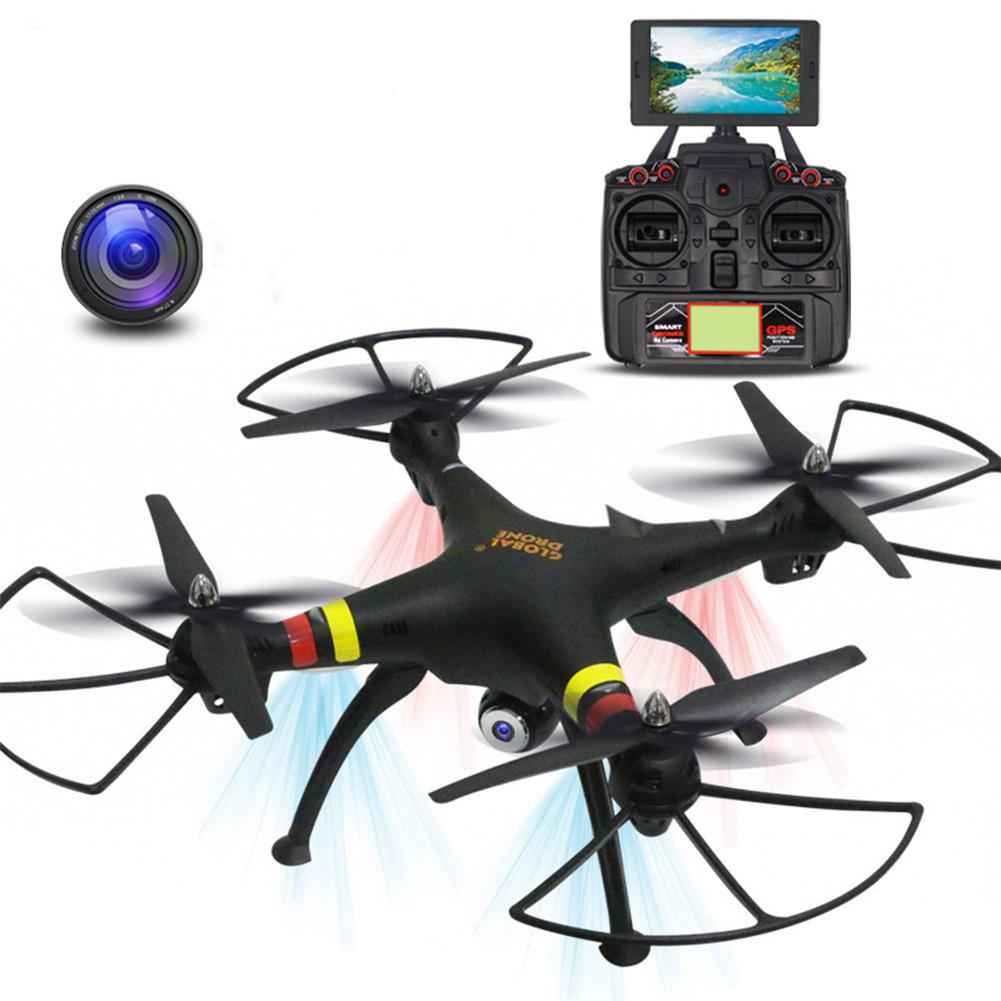 LeadingStar RC Quadrocpter Drone GW180 with 4K WIFI HD CAMERA Remote Control Helicopter Children Toy zk30