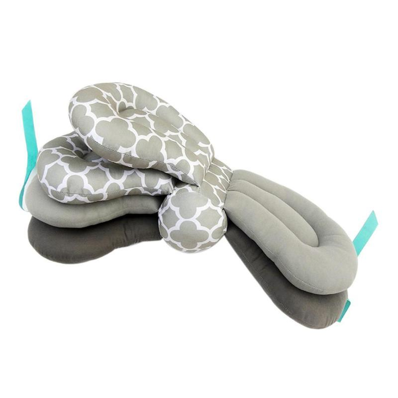 Breastfeeding Baby Pillow Multi-function Care Pillow Layer Washable Adjustable Model Cushion Baby Feeding Pillow Baby Care