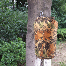 Outdoor Professional Camouflage Waterproof Bag Storage Dry Bag For Canoe Kayak Rafting Camping Climbing Hike Portable 8L W2