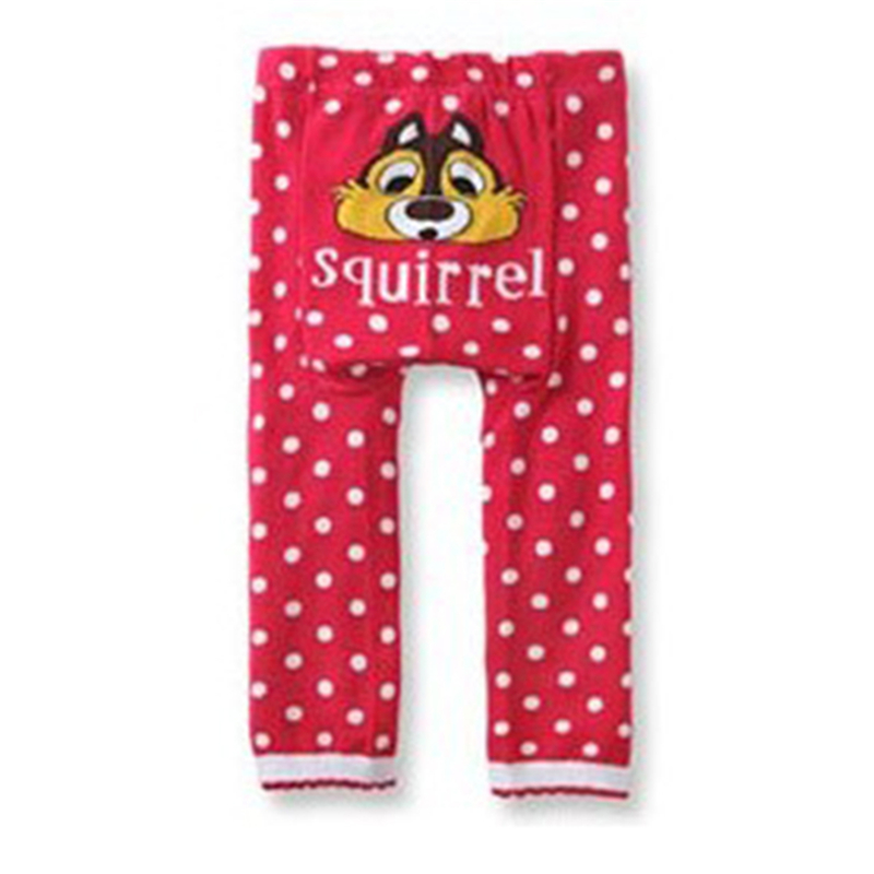 Baby Kids Boys Girl Toddler Leg Warmer PP Pants Animal Pattern Bottom Trousers