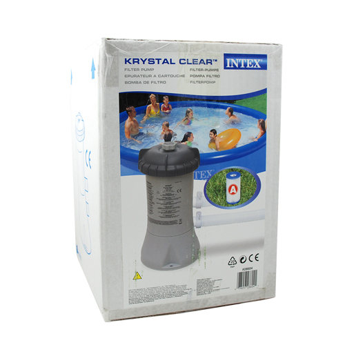 Egoes INTEX 58604 baseino siurblio filtras vasaros baseinas vandens - Vandens sportas - Nuotrauka 5