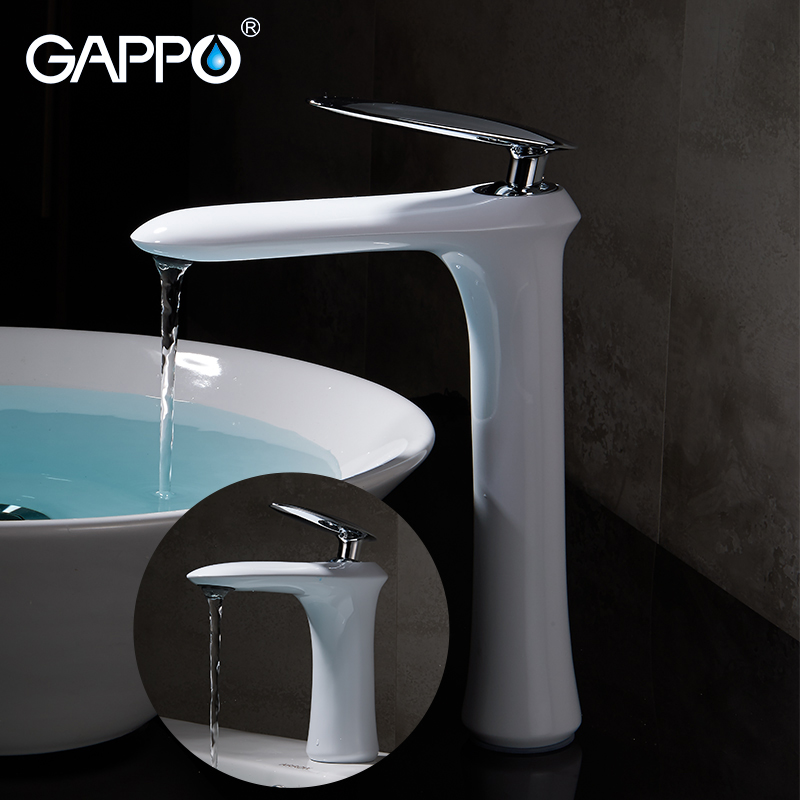 GAPPO Basin Faucets sink faucet mixer tap bathroom sink faucet bathroom basin water mixer sink tap griferia