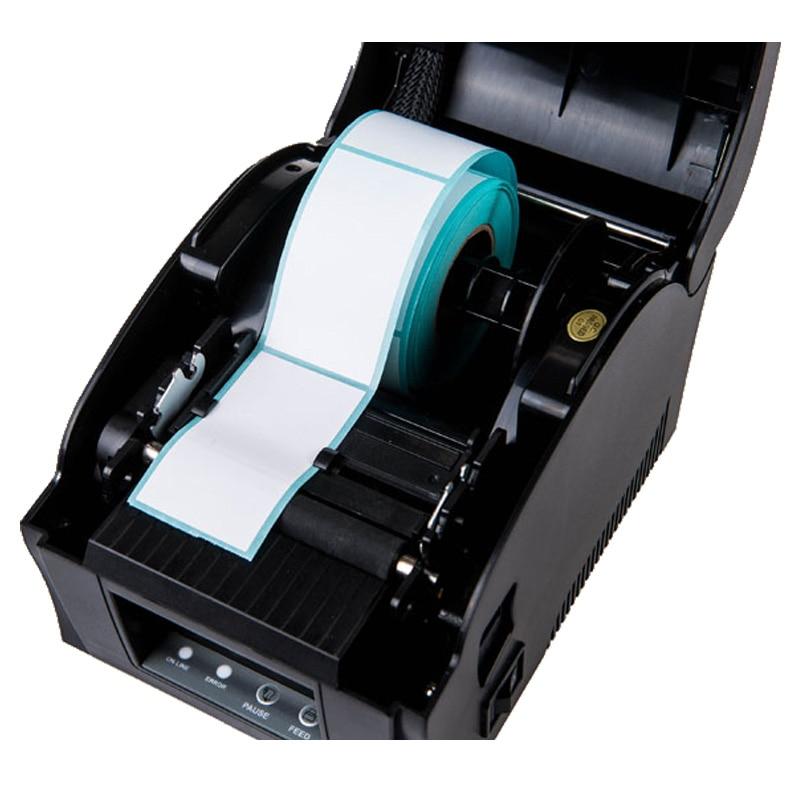 XP-360B etiketli barkod printer termal etiket printer 20 mm-dən 80 - Ofis elektronikası - Fotoqrafiya 6