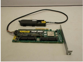 Smart Array P400 SAS RAID card w/ 512Mb & Battery Backup 441823-001 for hp p400 512m cache with battery 504023 001 013159 004 sas raid array