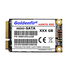Msata SSD Disk Tablet Hard-Drive Internal-Solid-State Goldenfir Desktop 64GB for PC 64-Gb