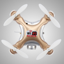 Cheerson CX-10WD-TX 2.4GHz 4CH 6-axis Wifi FPV RC Quadcopter 3D Eversion Mini Drone With 0.3MP Camera