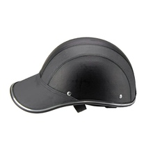 Cool Mens Bicycle Helmet Half Face Protective Men/Women Adult Motorbike/Bike ABS Safety Caps