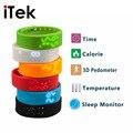 Calças de Saúde esportes TK01 USB Pedômetro Pulseira Inteligente Pulseira pulseira Smartband Sportswear Melhor Do Que W2